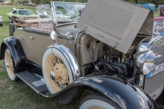 Oldtimer Club Nord in Waabs 26.08.2018